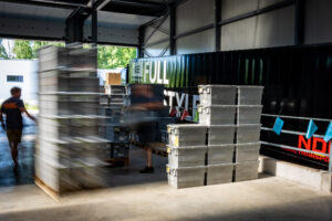 Fashion Logistics - Affligem